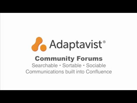 how to create an online forum