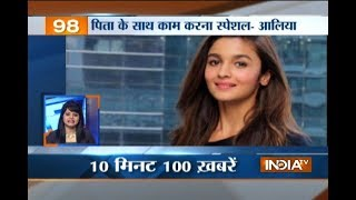 News 100 | 12th August, 2017 - India TV