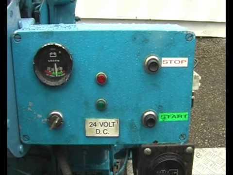Ruston 3 YWA Marine Generator