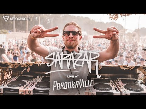 SARAZAR - TECH HOUSE SET @ Parookaville 2018 | Desert Valley Stage