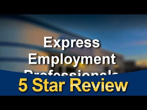 Express Employment Professionals - South Phoenix, AZ Outstanding Five Star Review by Esmeralda Z.