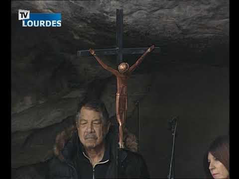 Rosario en Lourdes - 31/01/19