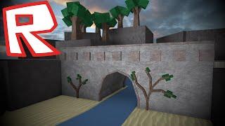 [ROBLOX Speed Build] - Stone Bridge