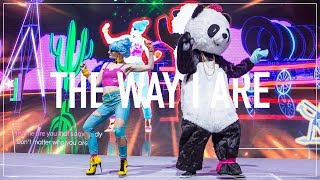 Just Dance Universal - The Way I Are (Dance With Somebody) | Cosplay Show | Comic-Con Россия 2017
