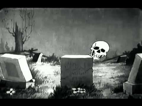 Silly Symphonies  La Danse Macabre 1929.flv