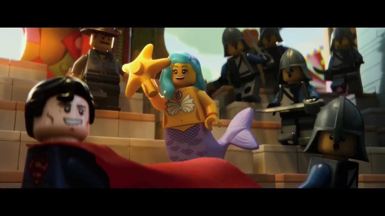 The LEGO Movie (2014) Official Teaser Trailer [HD] - YouTube
