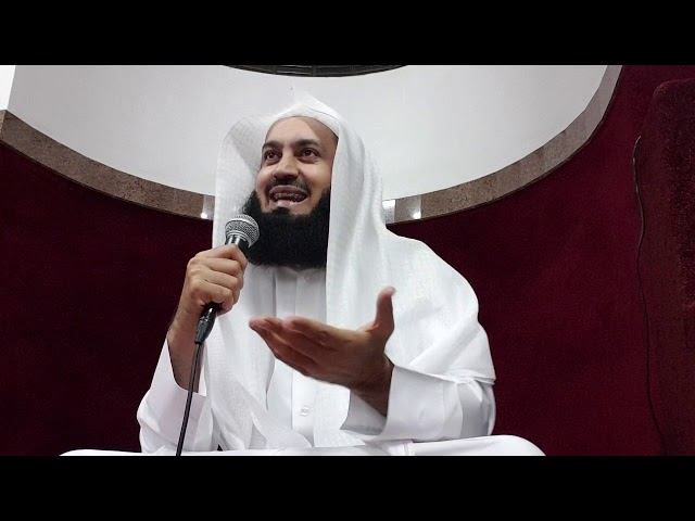 Dealing with TOUGH TIMES - Mufti Menk