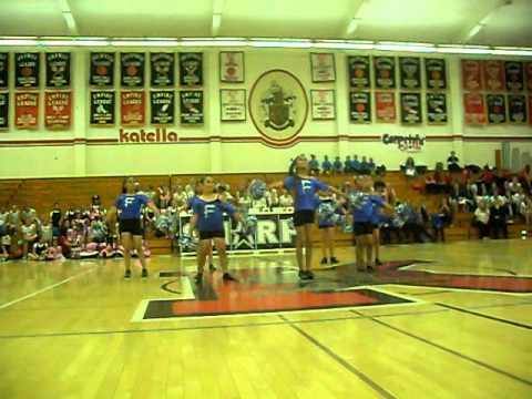 Felton Elementary School Dance Competition.AVI