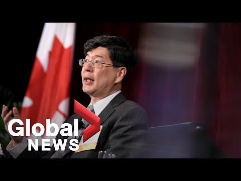 China's ambassador to Canada claims 'China is a victim' of coronavirus disinformation campaign