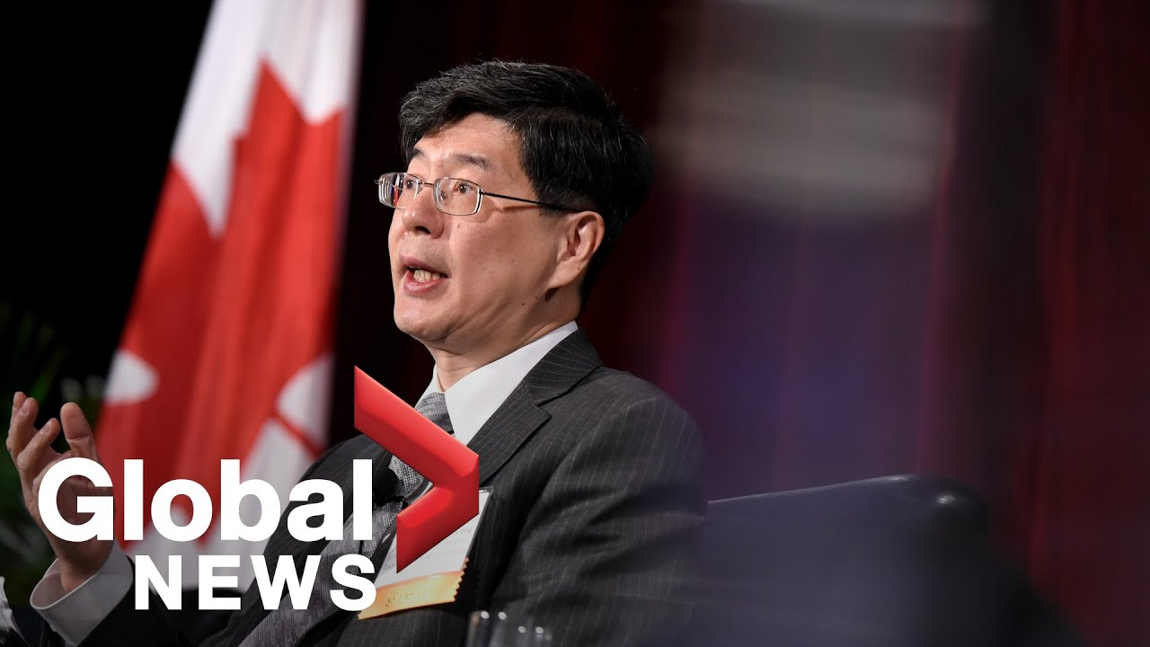 China's ambassador to Canada claims 'China is a victim' of ...