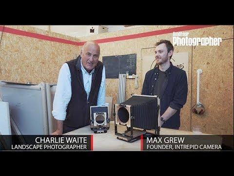 Charlie Waite meets Intrepid Camera