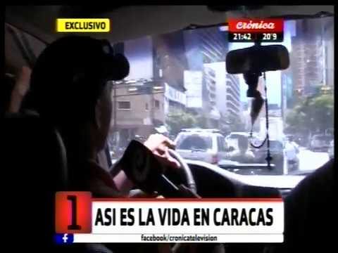 Crónica en Venezuela: Así es la vida en Caracas, el testimonio de la gente