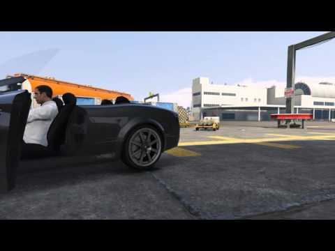Agent(GTA5shortfilm)