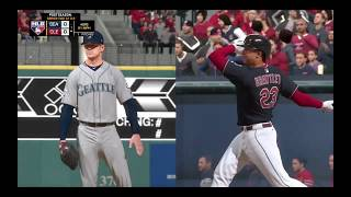 2019 ALDS game 5! MLB® The Show™ 17 franchise video