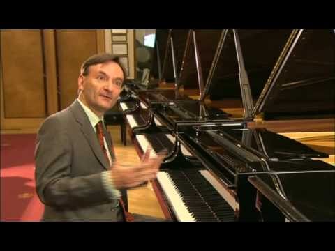 Stephen Hough Mini Documentary on BBC2
