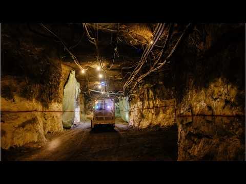 Deep In A South African Gold Mine, Scientists Drill For The Heart Of An Earthquake