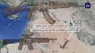 الاحتلال يصعد عدوانه على دمشق منذ العام  2013 وحتى العام الجاري - (10-5-2018)
