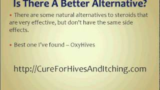 Hives And Itching Skin