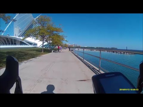 Lake Michigan Bike Ride