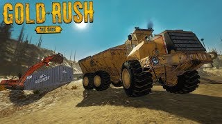 NEW TRUCK + A 1,000,000 LOAN - Gold Rush The Game