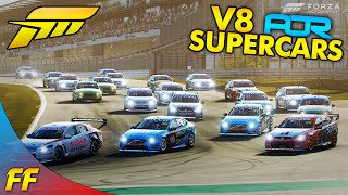 Forza 6 | AOR V8 Supercars Championship S1 Highlights