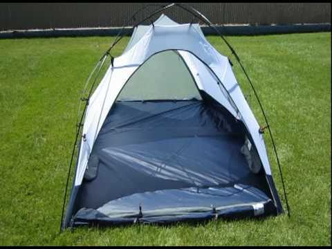 Sierra Designs Alpha CD Tent & Sierra Designs Alpha CD Tent - YouTube