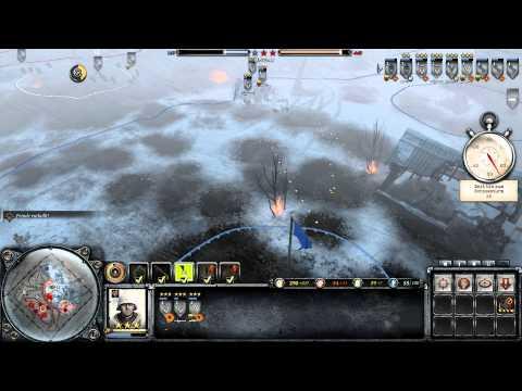 Company Of Heroes 2 - Deutsche, 1v1 - Infanterietaktik mit StuGs