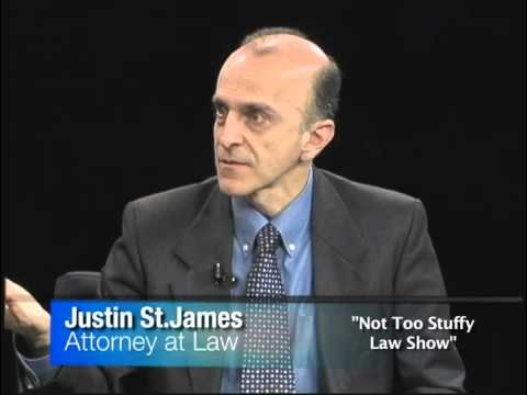 "Contract law, and Privacy - ""The Not Too Stuffy Law Show"" - Episode 6"
