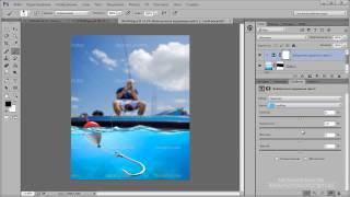 Видео урок  Как создать коллаж в Фотошоп + полезные плагины