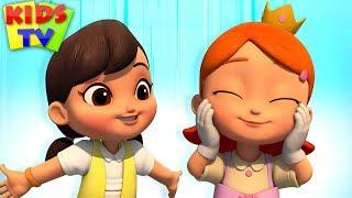 Chubby Cheeks Preschool Baby Songs & Nursery Rhymes by Kids TV