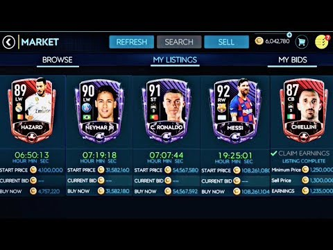 HOW WE MADE MILLIONS IN FIFA 20 MOBILE -Ronaldo,Messi,Neymar masters \\ Biggest Elite Packs Opening