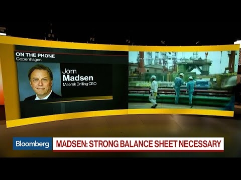 Maersk Drilling CEO Is Optimistic Will See Improvements in Market