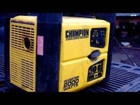 Champion Generator 1800 Hr Review