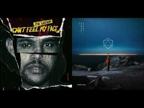 No Siento La Ciudad (Mashup) - The Weeknd & ODESZA