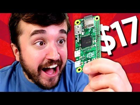 O COMPUTADOR DE 17 REAIS! - Raspberry Pi Zero