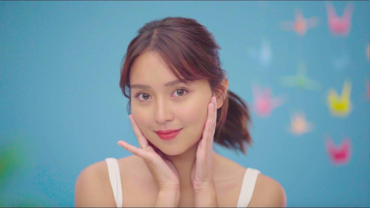 Kathryn Bernardo Simple Makeup Tutorial - YouTube