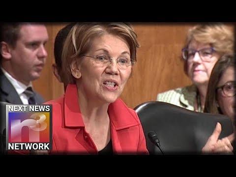 Elizabeth Warren Hammered For Posting This Deceptive Kavanaugh Video
