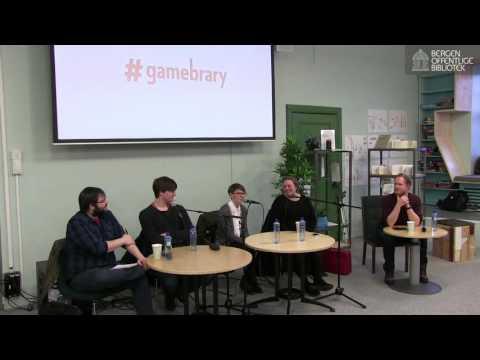 #gamebrary: Debatt om kvalitet i spill, og spilljournalistikk