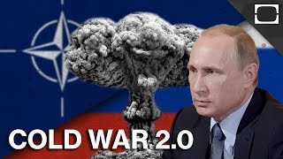 Are We On The Brink Of A New Cold War?