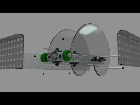 how to build a ball launcher