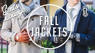 6 Jackets Every Guy Should Own || Men