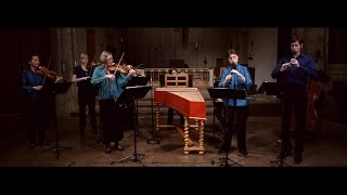 Bach: Brandenburg Concerto No. 4 in G Major BWV 1049, complete; Voices of Music 4K UHD