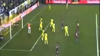 Вильярреал - Барселона 02.04.2011 обзор, голы