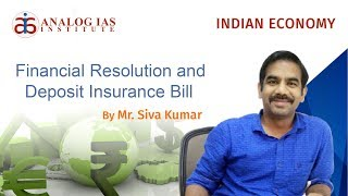 Economy Financial Resolution & Deposit Insurance Bill 2017