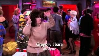 Толстая Моника танцует. Сериал Друзья (Friends)