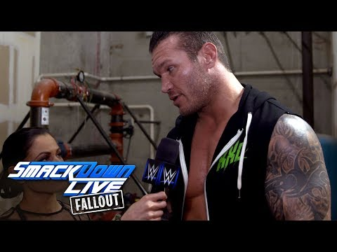 Is Randy Orton's United States Title quest over?: SmackDown LIVE Fallout, Feb. 13, 2018