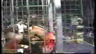 Chamber of Horrors match 1991 part3
