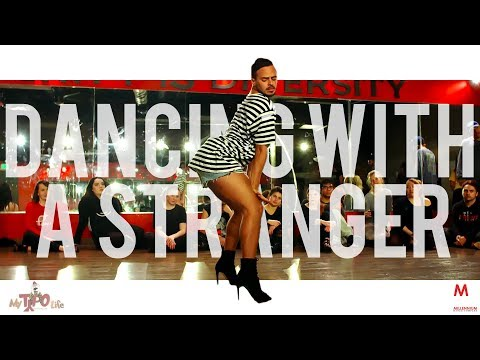 Normani & Sam Smith - Dancing With A Stranger | Masterclass With Yanis Marshall