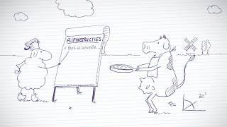 Flipinstructies - Zo flip je een pannenkoek!