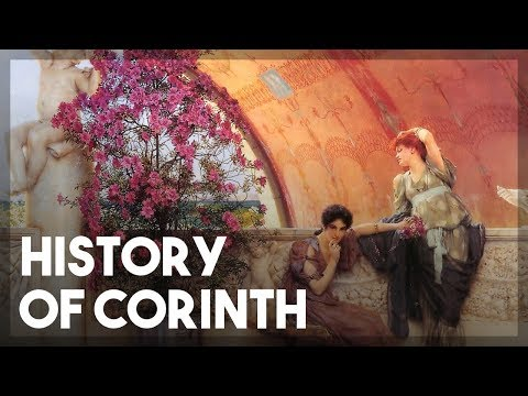 The History of Ancient Corinth